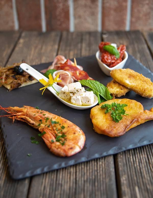 Le Restaurant - Aux Gourmands - Restaurant Châteauneuf-Grasse